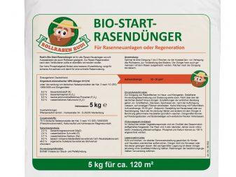 Rollrasen Rudi Rasen Starterdünger